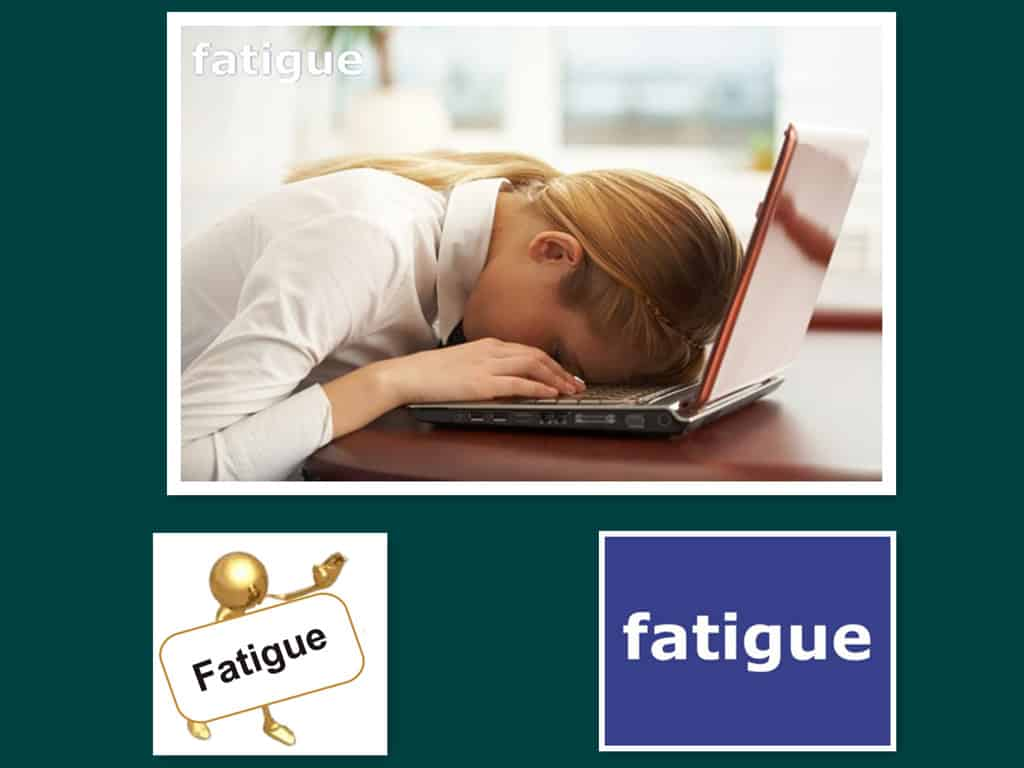 sulbutiamine fatigue