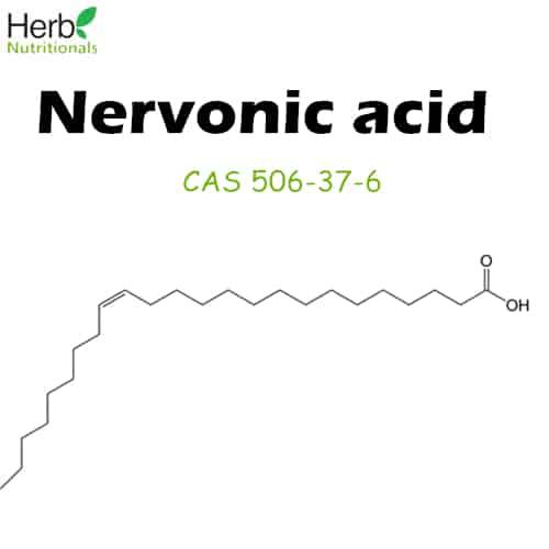 nervonic acid structure