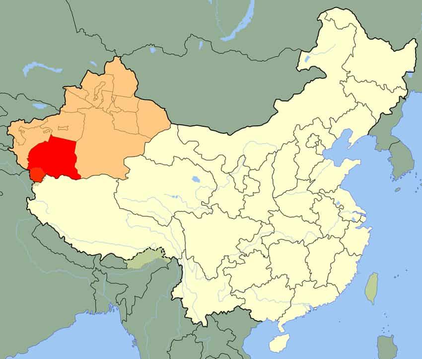 Hotan Cistanche tubulosa China