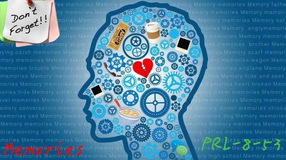 PRL-8-53 memory